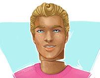 Mr. Barbie