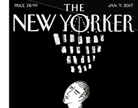 The New Yorker Cover Illustration
