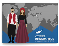 A Visual Storytelling Of Cyprus - Infographic Booklet