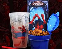 Copo 2 em 1 - Ultimate Spider Man