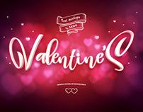Valentine Text Effects