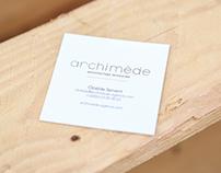 Logo - Archimède