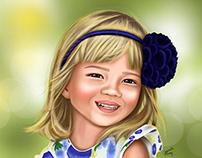 Digital Illustration - Maju