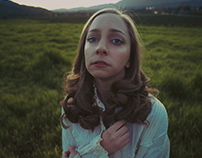 #162 - Girl in Grassland