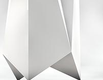 LUX - Origami eco lamp