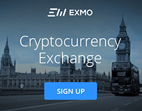 UI/UX for cryptocurrency exchange (Bitcoin, ETH, etc.)