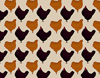Birds! textile patterns