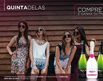Quinta Delas / Cliente Distrito Bar