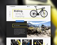 Hai Bike website