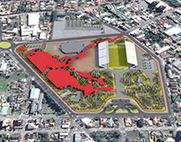 PARQUE DA OKTOBERFEST - Plano Urbanístico