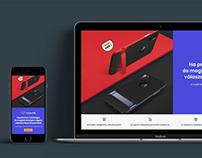 Noovrik Brand Landing Page