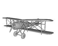 Aeronave - Modelagem 3D