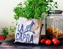 La Capra - Branding