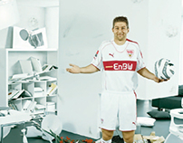 Born to Shoot - Thomas Hitzlsperger / Puma