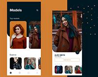 Models App UI