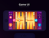 Backgammon UI
