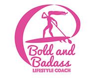Kathy Murphy Bold and Badass Lifestyle Coach Brand