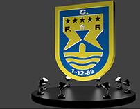 F.C. Ferreiras Logo Animation
