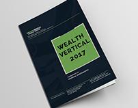 Brochure Design - Wealth Vertical