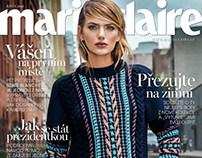 Marie Claire CZ October 2016 Bregje Heinen