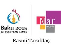 Nar Baku 2015 Games campaign