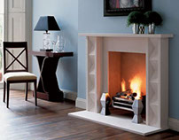 Fireplace Mantels and Surrounds