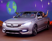 Honda - Storytime with the Accord
