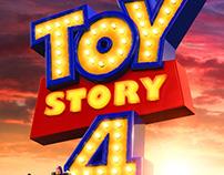 Toy Story 4 - Keyart