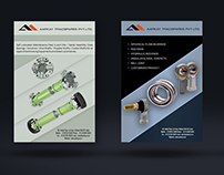 Direct Mailer for Industrial Equipments
