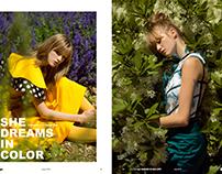 She Dreams In Color- Bello Mag