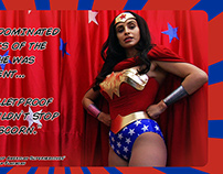 Wonder Women! Social Media Memes