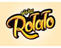 Rotato Chips Produced by: Salah Commercial Co. For Food