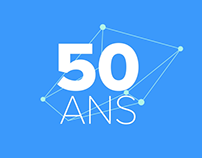 50e CÉGEP DE STE-FOY // ANIMATION // 2017