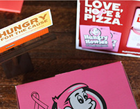 Hungry Howie's Pizza® Love, Hope & Pizza™ Campaign