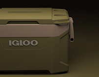 Igloo Latitude Cooler Family