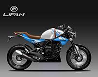 LIFAN KPM 400