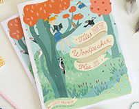 Tales from the Woodpecker Tree, Children's Book