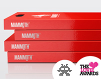 Mammoth. Brand Identity and Packaging Design