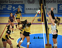 SF2 J17 | CV Aguere vs Universidad Alicante 22 02 2020