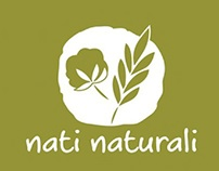 Nati Naturali organic product -Communication project