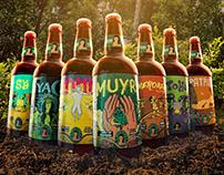 Cervejaria Rio Negro - Rótulos/Beers Labels