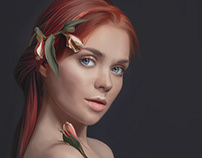 Digital Painting in Adobe Photoshop CC with Wacom