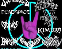 Global Metal Machine mini fest