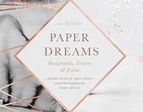 Paper Dreams Watercolor Set ByLara's Wonderland