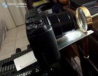 DIY - lentes macro / macro lens
