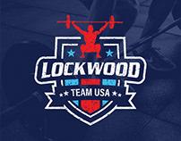 Lockwood Logo & T-shirt Design