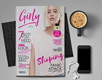Girly Magazine