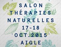 Salon des Thérapies Naturelles 2015