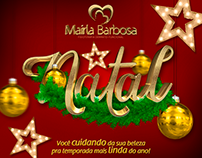 Natal | Mairla Barbosa Demato-Funcional