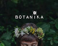 Cайт торговой марки Botanika
